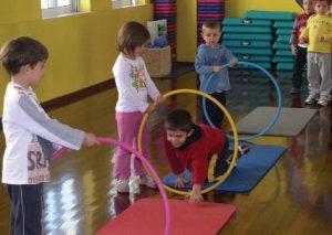 Kindergarten Gymnastic