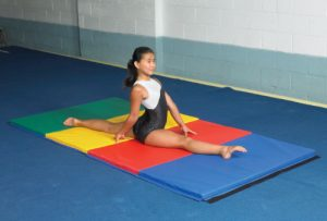 Mats For A Gymnast