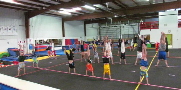 Gymnastics Center