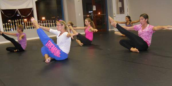 Adult Gymnastic Classes