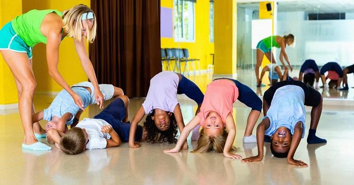 Benefits of Gymnastics in kids